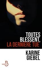 Vente EBooks : Toutes blessent, la dernière tue  - Karine Giébel