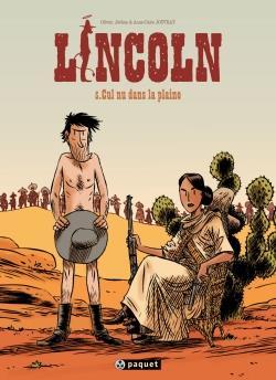 Lincoln t.5 ; cul nu dans la plaine