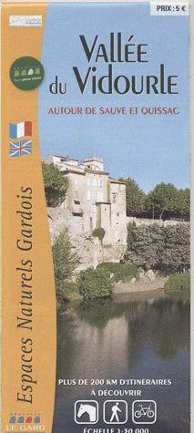 Vallée du Vidourle ; autour de Sauve et Quissac