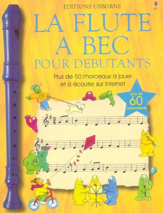 Flute a bec pour debutants