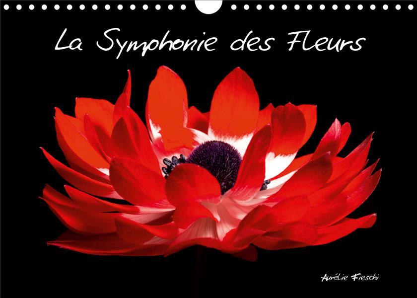 La Symphonie des Fleurs (Calendrier mural 2020 DIN A4 horizontal) ; La beauté au naturel (Calendrier mensuel, 14 Pages )
