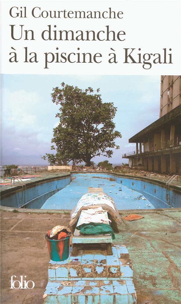 Un dimanche à la piscine à Kigali