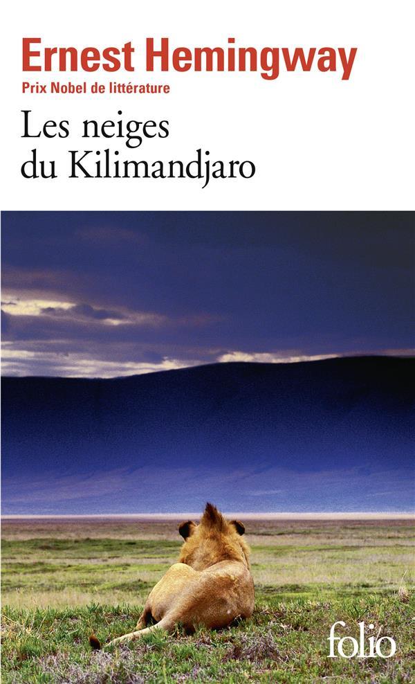 Les Neiges Du Kilimandjaro ; Dix Indiens