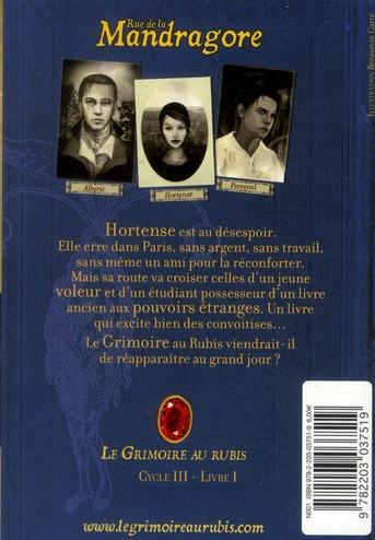 Grimoire poche t.7 ; rue de la Mandragore