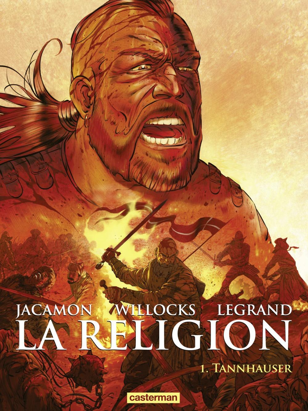 La religion t.1 ; Tannhauser