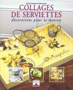 Couverture de Collages de serviettes / decorations pour la maison