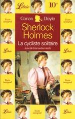 Couverture de Sherlock holmes t.3 ; la cycliste solitaire