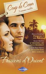 Vente Livre Numérique : Passions d'Orient (Harlequin Coup de Coeur)  - Lynn Raye Harris - Susan Mallery - Sharon Kendrick