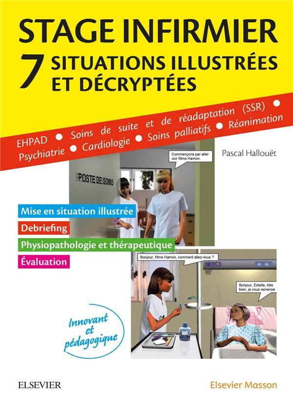 Stage infirmier : 7 situations illustrées et décryptées
