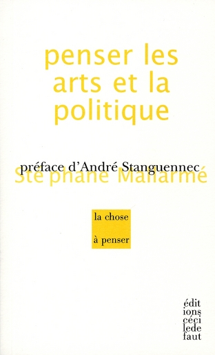 Mallarmé : peinture, théâtre, musique
