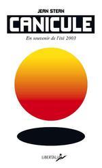 Couverture de Canicule ; en souvenir de l'été 2003
