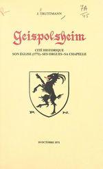 Geispolsheim, cité historique