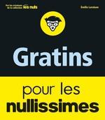 Vente Livre Numérique : Gratins pour les Nullissimes  - Emilie LARAISON