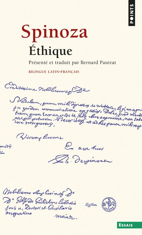 Ethique ; Bilingue Latin-Francais