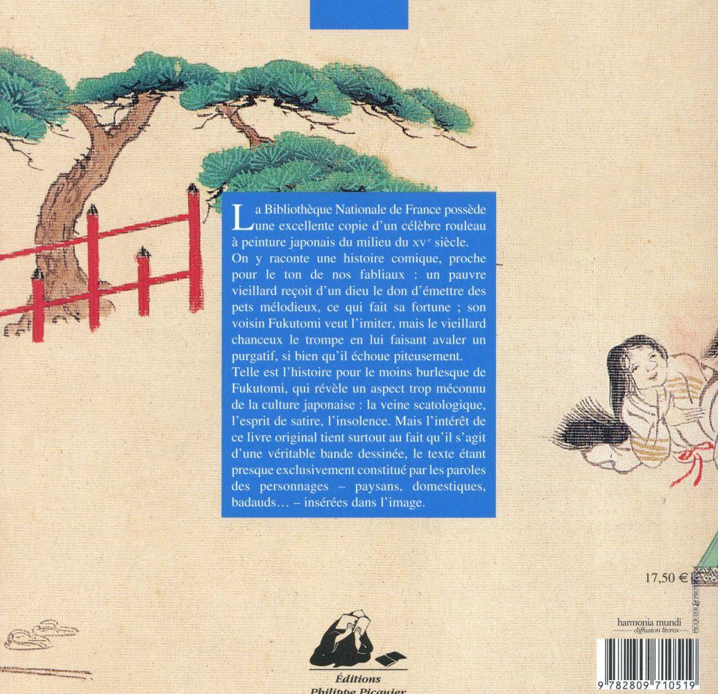 Histoire d'un pet ; la déconfiture de Fukutomi