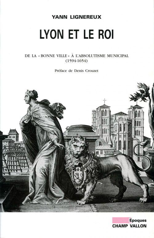 Lyon et le roi