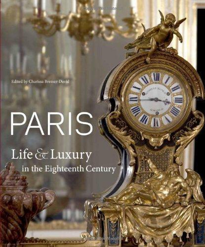 Paris life & luxury in the 18th century