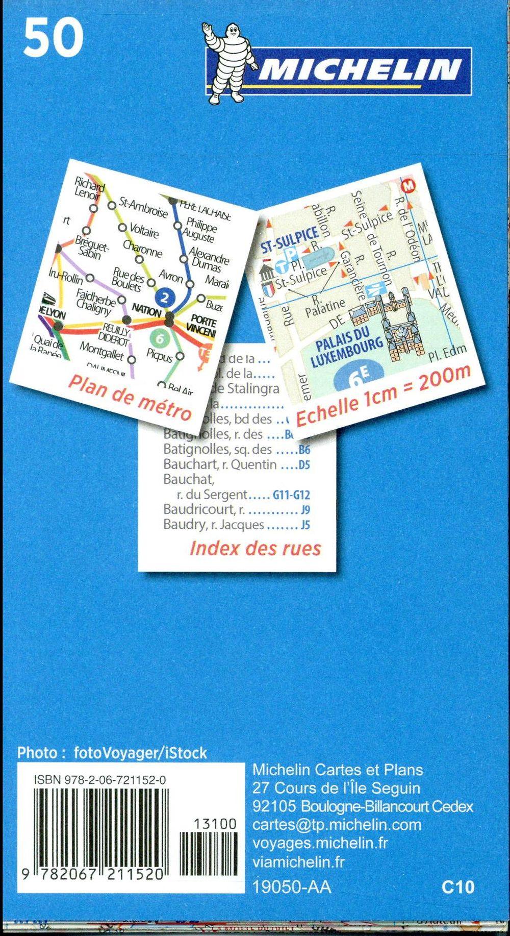 Paris poche (édition 2017)