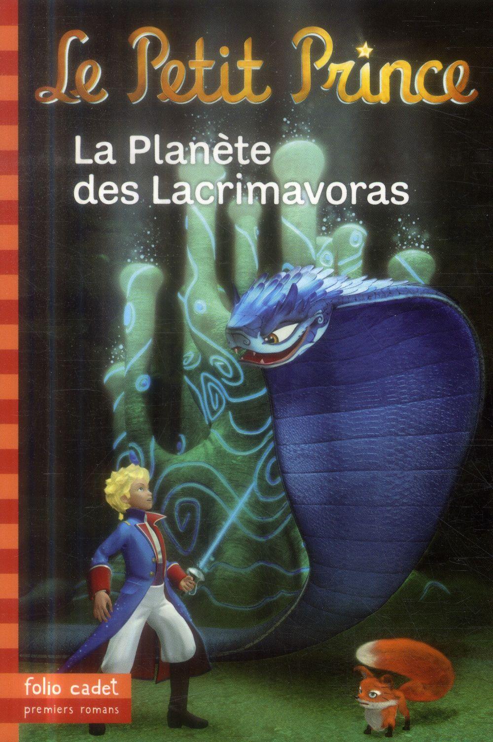 Le Petit Prince t.17 : la planète des lacrimavores