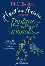 Vente Livre Numérique : Agatha Raisin enquête 10 - Panique au manoir  - M. C. Beaton