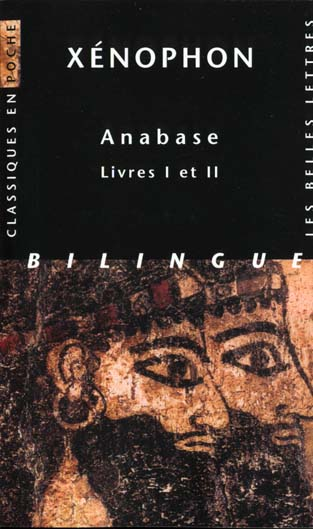 Anabase Livres I Et Ii (Cp52)