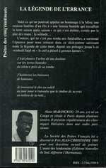 Vente Livre Numérique : La légende de l'errance  - Alain Mabanckou