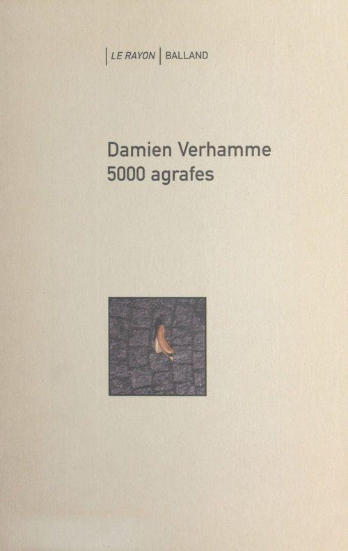 5000 agrafes