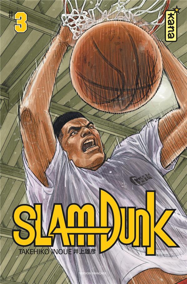 SLAM DUNK - STAR EDITION T.3