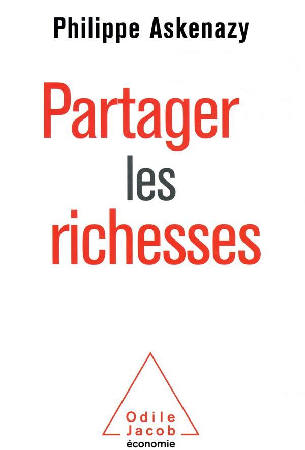 PARTAGER LES RICHESSES