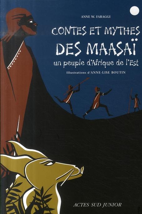 histoires des maasaï, un peuple d'afrique