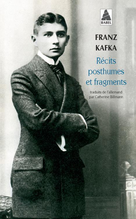 Récits posthumes et fragments