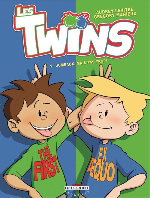 Les twins t.1 ; jumeaux mais pas trop !