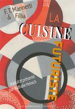 Couverture de La Cuisine Futuriste