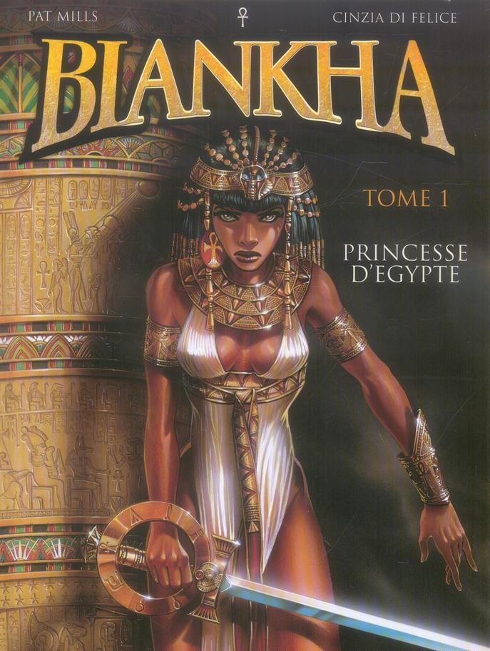 biankha t.1 ; princesse d'égypte