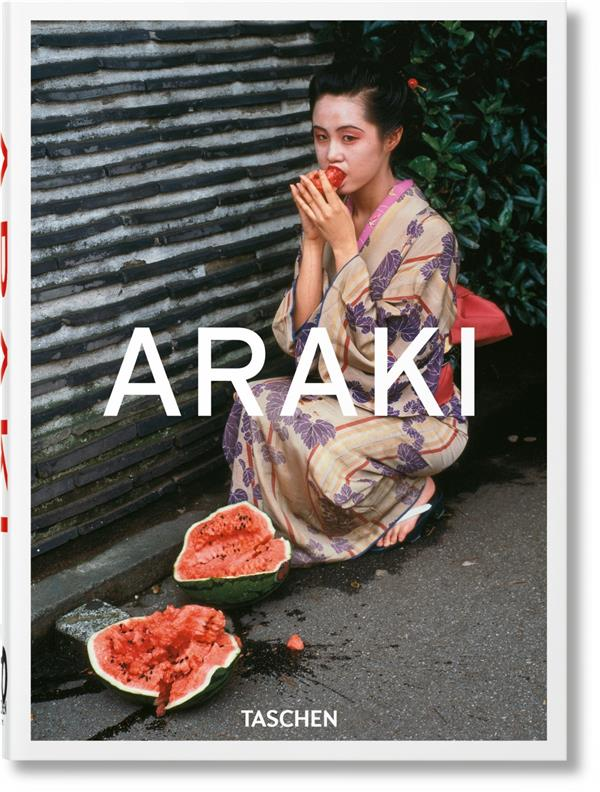 Araki ; 40th anniversary edition