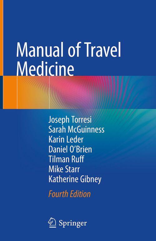 Manual of Travel Medicine