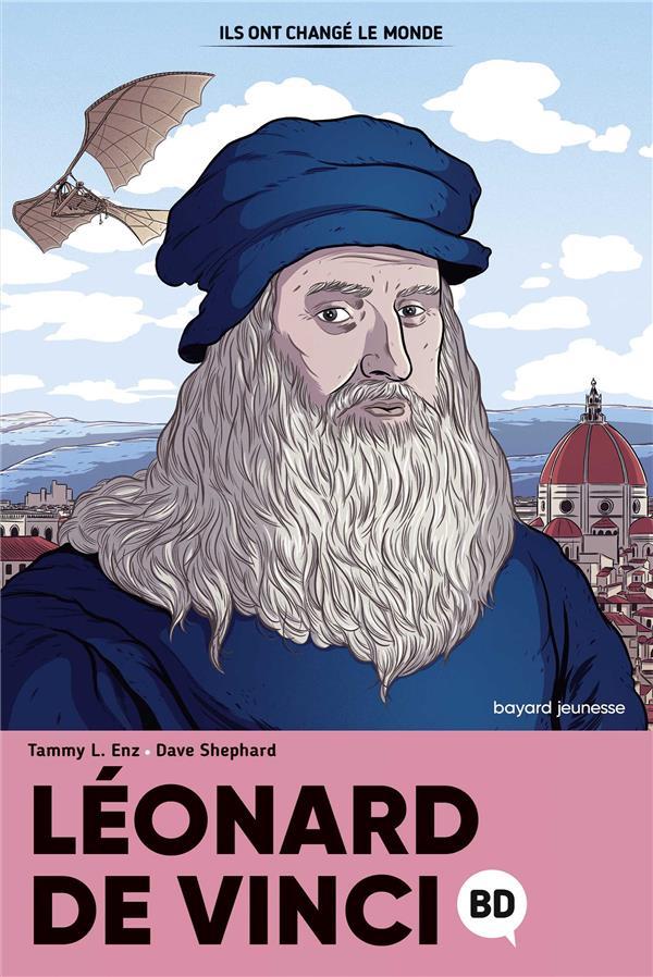 LEONARD DE VINCI EN BD