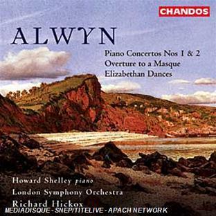 Concertos Pour Piano N 1 & 2, Elizabeth Dances, Overture To A Masque