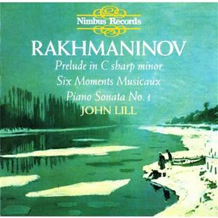 six moments musicaux - sonate n°1 - prélude en do dièse mineur