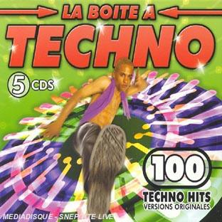 La Boite a : Techno