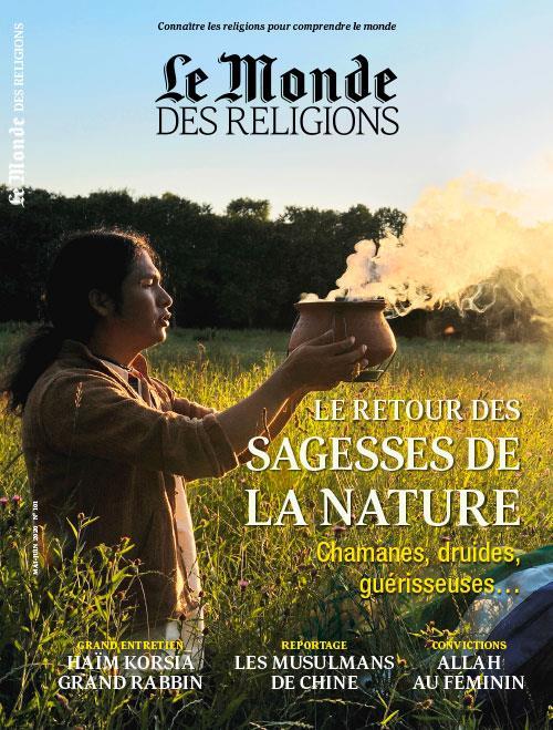 MONDE DES RELIGIONS N 101 MAI-JUIN 2020