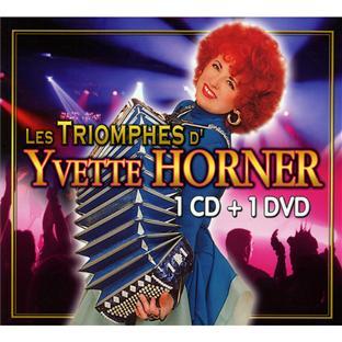 les triomphes d'Yvette Horner
