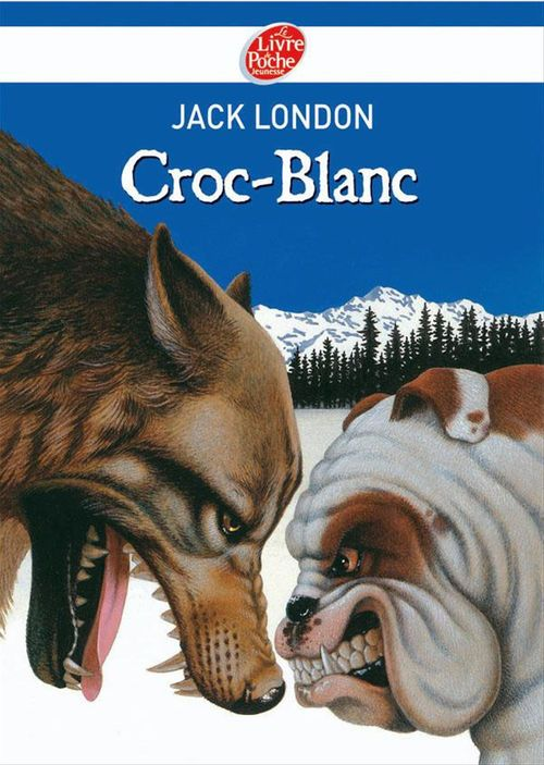 Croc-Blanc - Texte intégral