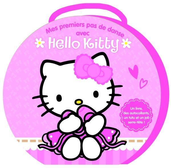Mes Premiers Pas De Danse Avec Hello Kitty