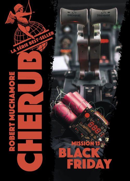 Cherub - t15 - black friday