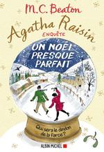 Vente Livre Numérique : Agatha Raisin enquête 18 - Un Noël presque parfait  - M. C. Beaton