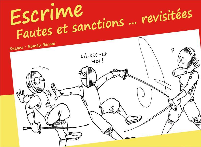 escrime ; fautes et sanctions... revisitées