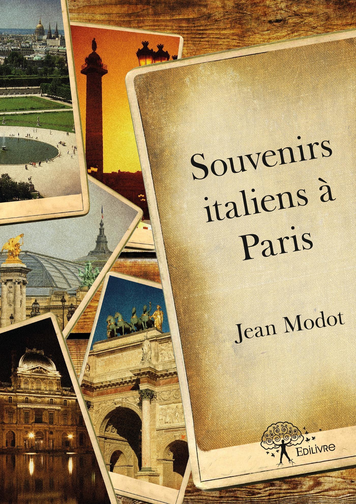 Souvenirs italiens à Paris