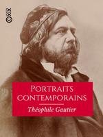 Vente Livre Numérique : Portraits contemporains  - Théophile Gautier