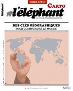 Couverture de L'Elephant - Hors-Serie Carto Juillet 2020